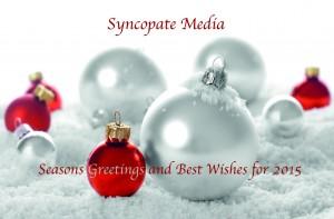 Syncopate Christmas 2014